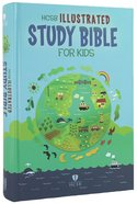 HCSB Illustrated Study Bible For Kids Hardback