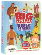 The Big Picture Interactive Bible Stories For Toddlers New Testament Board Book