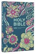 NIV Pocket Floral Bible