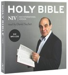 NIV Holy Bible: The Complete MP3 Audio Bible (Read By David Suchet)