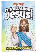 Activity Book It's All About Jesus Word Search (Itty Bitty Bible Series) Paperback