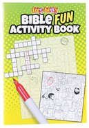 Activity Book Fun Bible Activities (Itty Bitty Bible Series)