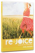 Rejoice - Simple Secrets to Better Days (Dvd + Cd) DVD