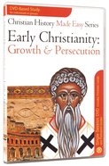 Early Christianity (DVD Based Study) (Christian History Made Easy Series) DVD