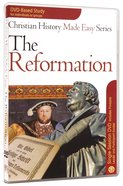 The Reformation (DVD Based Study) (Christian History Made Easy Series) DVD