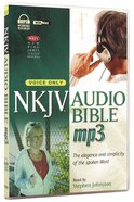 NKJV Audio Bible MP3 Voice Only