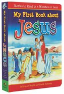 My First Book About Jesus Board Book
