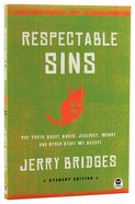 Respectable Sins (Student Edition) Paperback