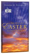 Message of Easter According to the Apostle Mark Paperback