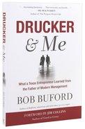 Drucker & Me Paperback
