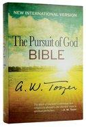 The NIV Pursuit of God Bible Hardback