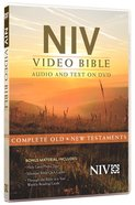 NIV Video Bible Dramatized Multi-Voice ( (Audio And Text On Dvd)