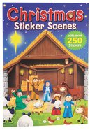 Christmas Sticker Scenes (Over 250 Stickers)