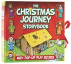 Christmas Journey Storybook (With Pop-up Play Scenes) Board Book