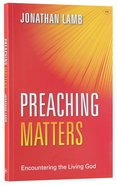 Preaching Matters Pb Large Format