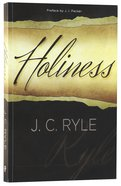 Holiness Paperback
