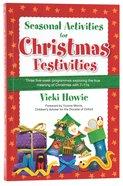 Seasonal Activities For Christmas