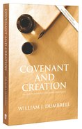 Covenant and Creation (2013) Paperback