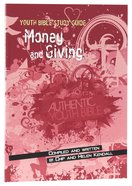 Money and Giving (Youth Bible Study Guide Series)