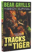 Tracks of the Tiger (#04 in Mission Survival Series) Paperback