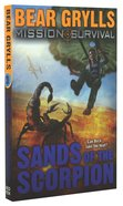 Sands of the Scorpion (#03 in Mission Survival Series) Paperback