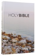 NIV Popular Hardback Bible Sea Shore