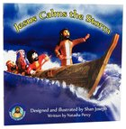 Jesus Calms the Storm (Jesus Little Book Series) Paperback