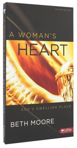 A Womans Heart (DVD Only Set) (Beth Moore Bible Study Series)