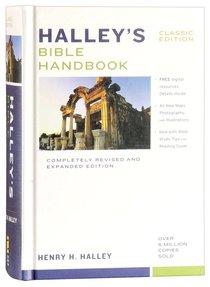 Halleys Bible Handbook NIV Classic Edition