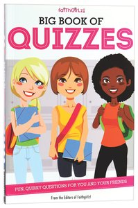 Faithgirlz! Big Book of Quizzes