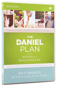 The Daniel Plan (A Dvd Study)