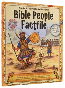Bible People Fact File