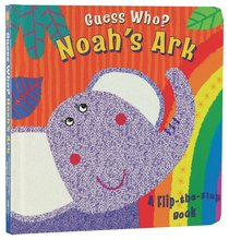 Guess Who Flip the Flap Noah