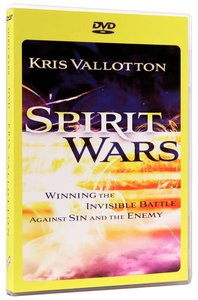 Spirit Wars: Winning the Invisible Battle Against Sin and the Enemy (Dvd)