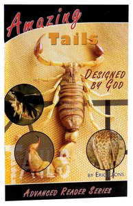 Amazing Tails Designed By God (A P Reader Series)