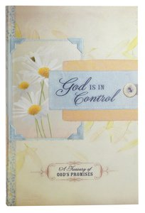God is in Control (Pocket Inspirations Series)