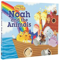 Candle Tiny Tots: Noah and the Animals