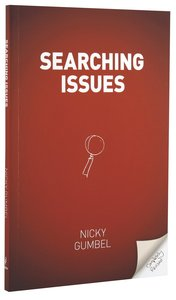 Searching Issues (2013) (Alpha Course)
