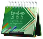 Daybrighteners: Freedom 365 - a Year of Wise Word For Teens (Padded Cover)