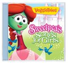 Veggie Tunes: Sweetpea's Songs For Girls CD