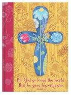 Scripture Journal: John 3:16 For God So Loved the World Hardback