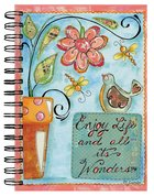 Spiral Journal: Enjoy Life and All It's Wonders Spiral
