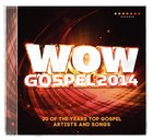 Wow Gospel 2014 Double CD CD