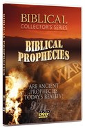Biblical Prophecies (#2 in Biblical Collector Series 1) DVD