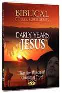 Early Years of Jesus (#03 in Biblical Collector Series 3) DVD