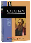 Galatians (Baker Exegetical Commentary On The New Testament Series) Hardback