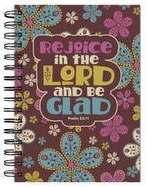 Spiral Journal: Rejoice in the Lord and Be Glad
