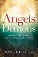 Angels and Demons Paperback
