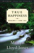 True Happiness Paperback