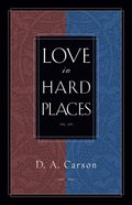 Love in Hard Places Paperback